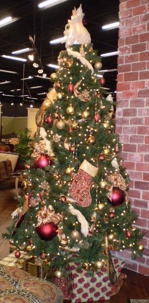 Elegant Holiday Tree!