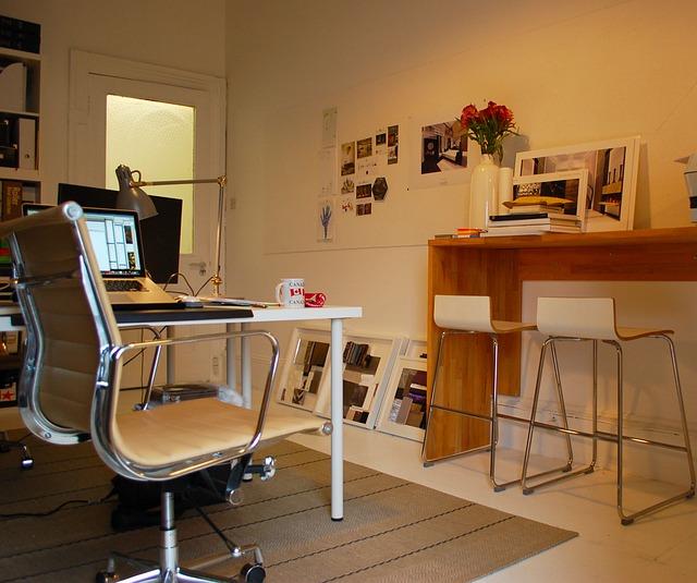 An efficient and convenient space . . .
