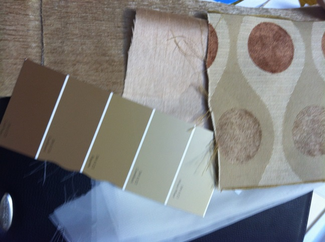 Fabric & Paint Selections