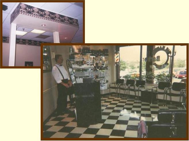 The Master Barber Men's Salon Duluth GA