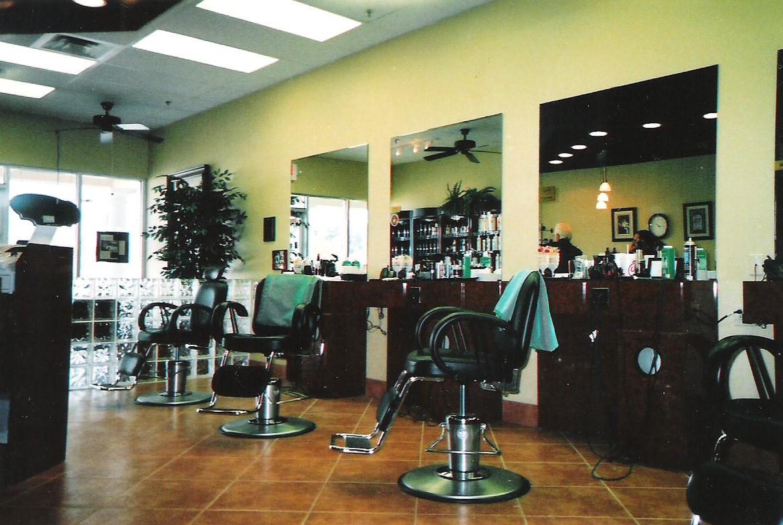 Upscale Men's Salon II