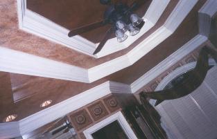 Decorative Trey Ceiling
