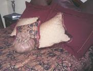 Custom Bedding & Pillows