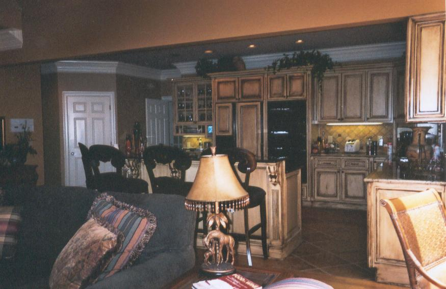 Custom Country French Kitchen