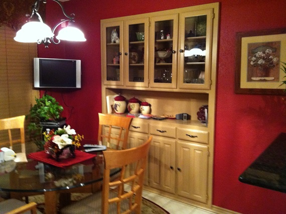 Transitional casual dining.